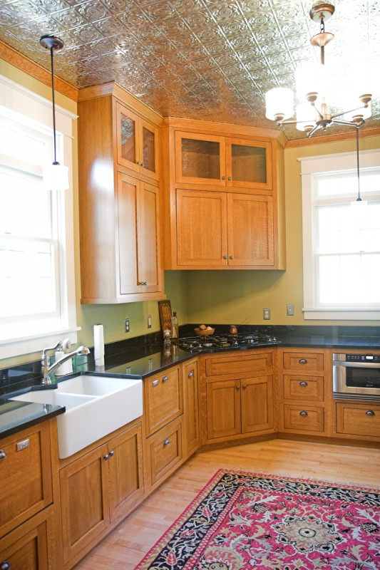 Sioux Falls Kitchen And Bath Gallery Kitchen Gallery Qrt Sawn Oak M1523